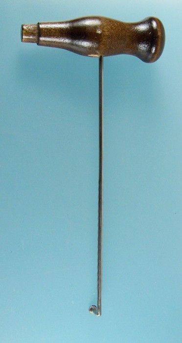 Bonin 1977 US Patent Cork Retriever - marked