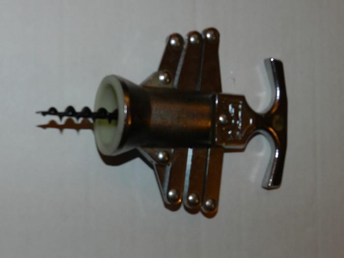 a concertina corkscrew marked Flop