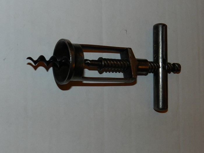 german with blocking part in the handle