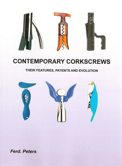 Contemporary Corkscrerws by Ferd Peters