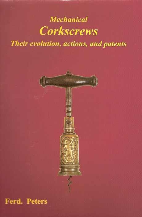 book Mechanical Corkscrews, new copy