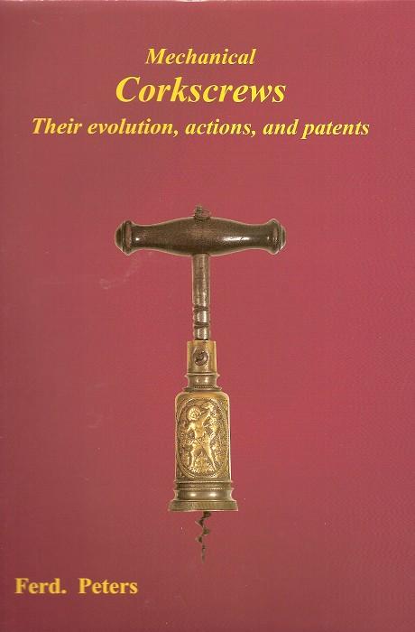 book Mechanical Corkscrews, new copy