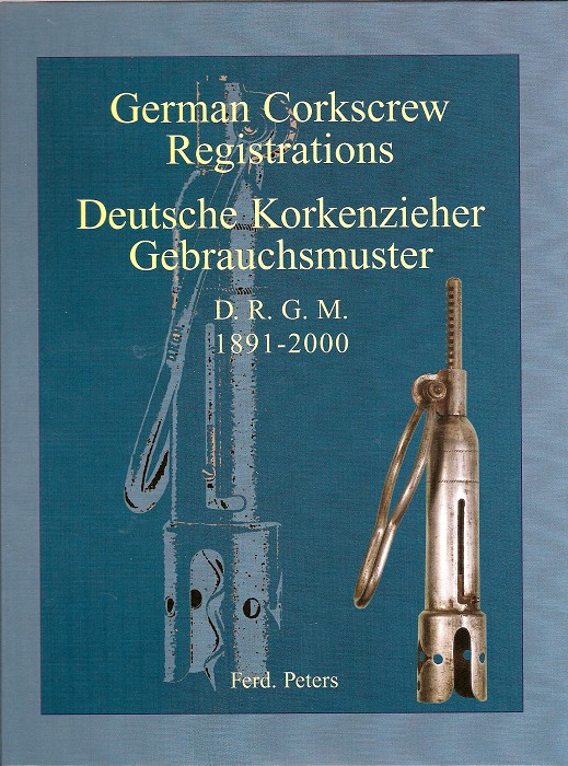 German Registered Designs by Ferd Peters