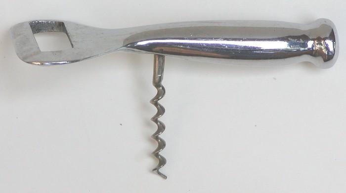 1940 American Neal Patent Corkscrew & Bottle Opener