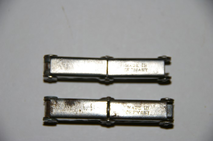 Ellis Collection - Hollweg corkscrew & matching carriage key