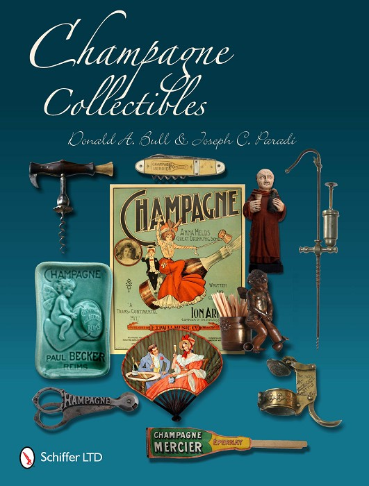 Champage Collectibles Book