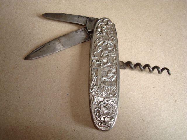 Pocketknife PFAFF Machinefabriek