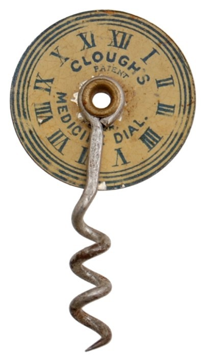 MEDICINE DIAL BY CLOUGH