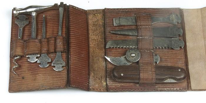 German 1900 reg. set marked BONSA DRGM 146827