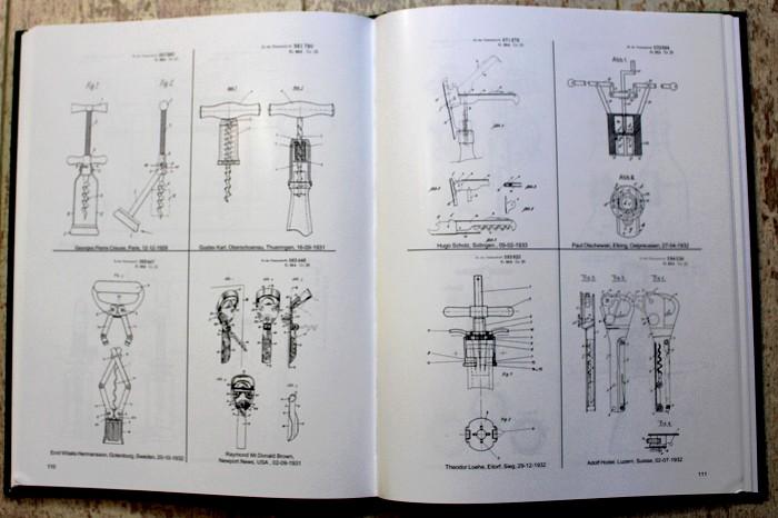 BOOK  TIRE BOUCHON  GERMAN CORKSCREW PATENTS