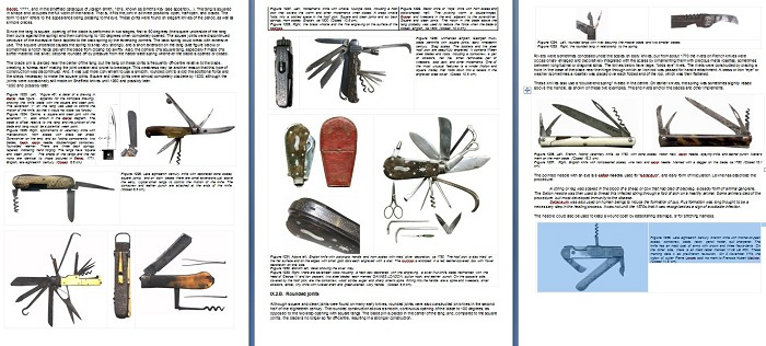 Pocket corkscrews and pocketknives Petes& Giulian
