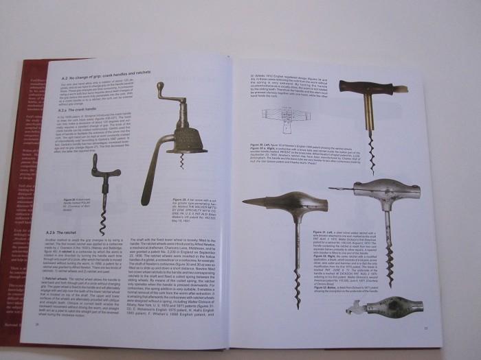 F. Peters,MECHANICAL CORKSCREWS- 1999  255 pg. book