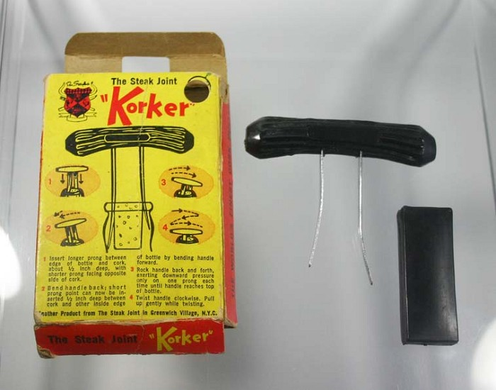 The Steak joint KORKER in original box