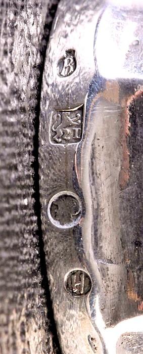 Dutch silver corkscrew