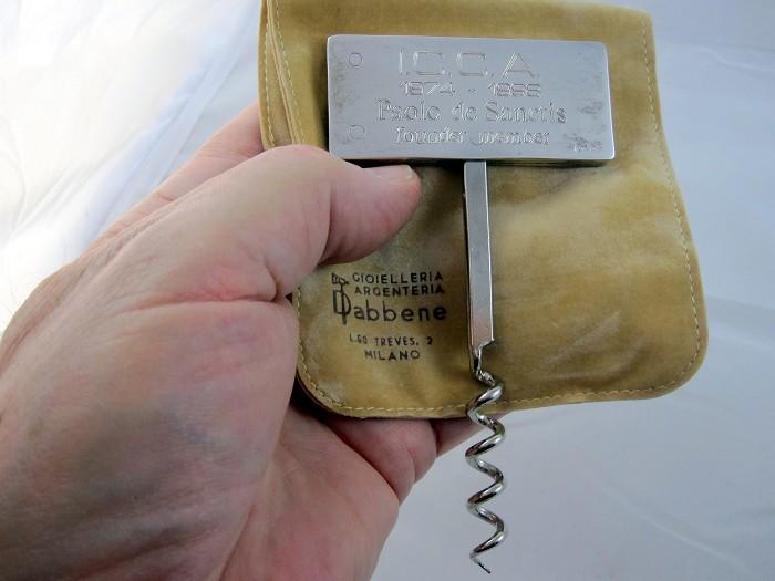deSanctis Corkscrew commemorative -3 diff events