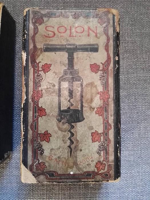 SOLON DRGM 152004 BOXED