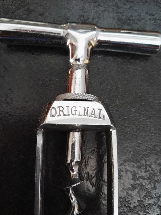 B&A ORIGINAL corkscrew antique BOXED
