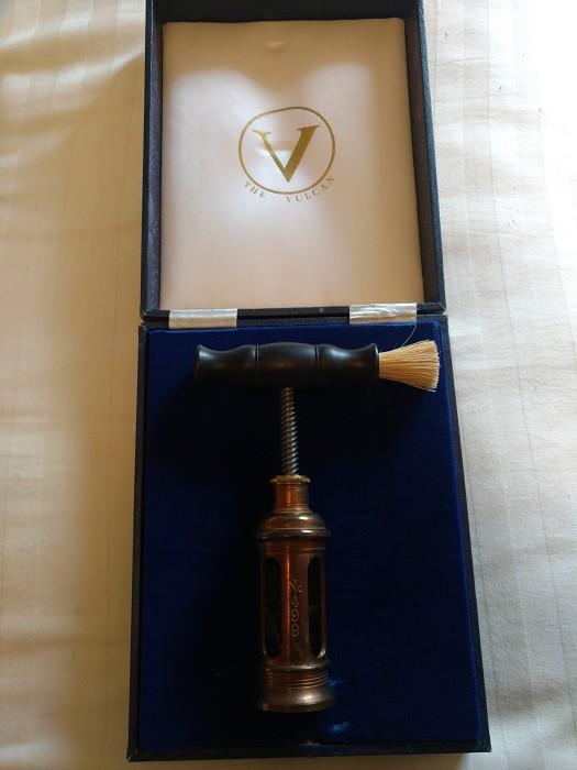 Vulcan replica corkscrew