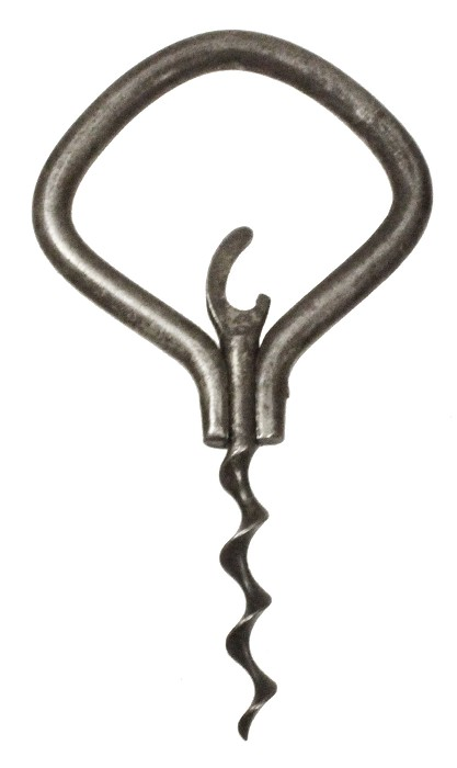 German folding bow with corkscrew and cap lifter