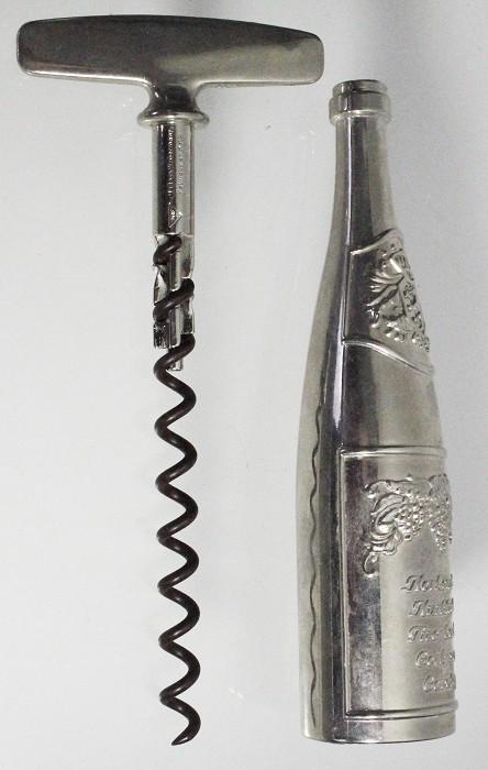 German 1983 patent corkscrew KORKENZIEHER etc