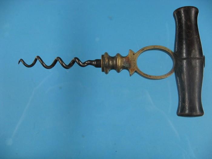 Brass Holborn Signet fully marked plus Diamond Reg Lozenge.