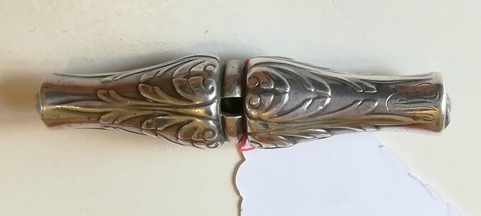 De Sanctis collection: Silver roundlet