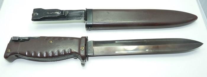 Hidden Tool Kit c/w Wire Helix in AR10 KNIFE BAYONET