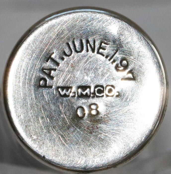 Large Size Williamson Bullet Shaped Roundlet