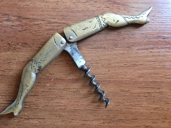 German corkscrew - lady legs