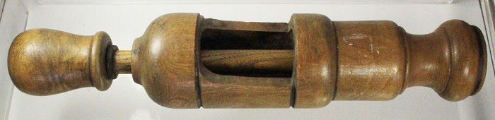 wooden corker