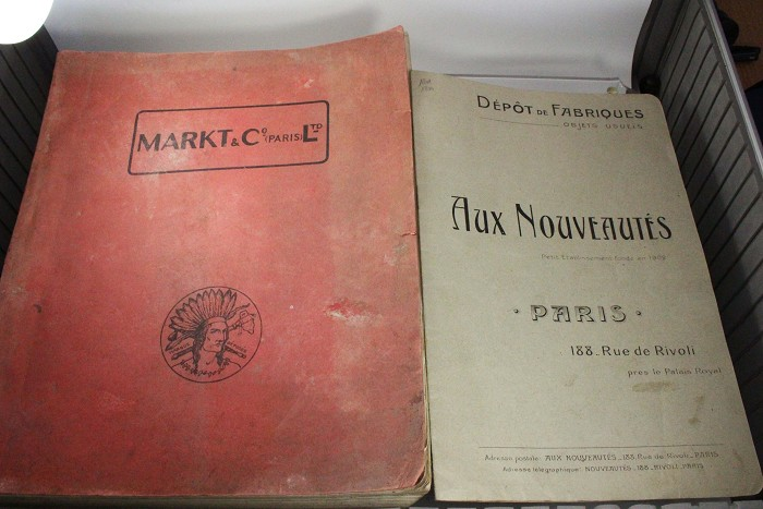 2 French catalogs MARKT & Co and NOUVETËS