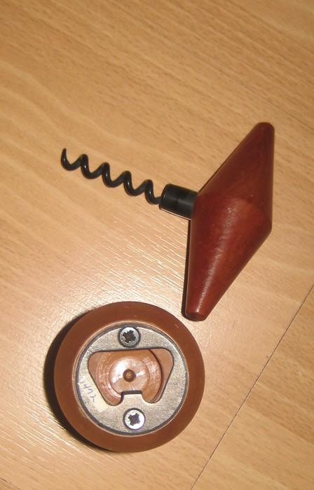 ICCA 2000 convention corkscrew