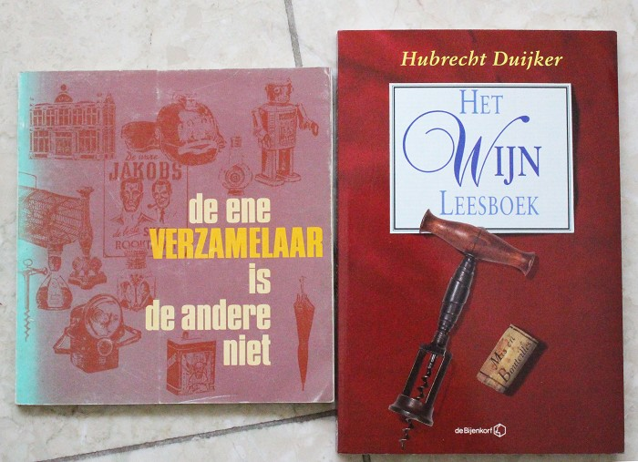 two Dutch books, one with many pictures from Ferd Peters col