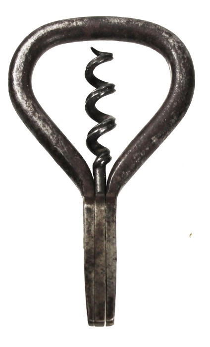 English bow with carriage key ca 1890