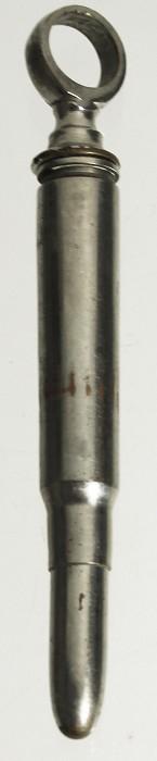 German, bullit-shaped picnic corkscrew