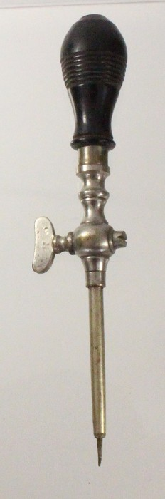 English champagne tap
