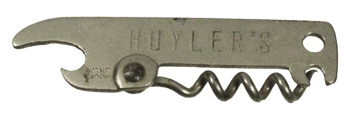 US 1916 Vaughan's patent marlked No. 1680291 HUYLERS