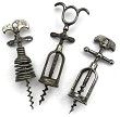 CORKSCREW FRENCH AP SPRING 3 FINGERS FLYNUT COVILLE AERO