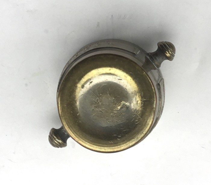 FRENCH TINY CHAMPAGNE BUCKET DEBECK REIMS LANGER PARIS