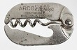 US pocket with cap lifter marked ARCO CORKS CROWNS