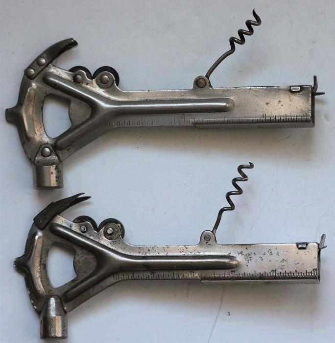 Two Alderson - American Patent Combination Tools