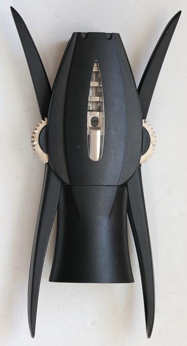 Large VacuVin Double Lever Corkscrew