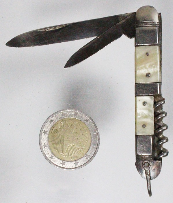 German small knife (7 cm) marked UNICA