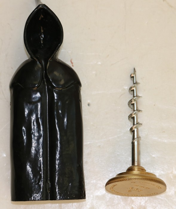 1994 ICCA Portugal Robed Monk Corkscrew - Limited Edition.