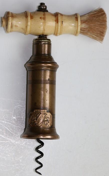 English 19th Century Thomason - Patent Badge