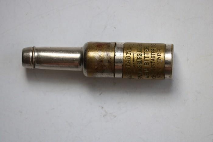Williamson Bottle Shaped Roundlet Corkscrew - Hochstadter's