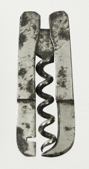 Edmund Jansen's German 1896 registr marked DRGM No 54268