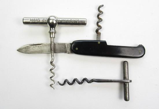 3 Mixed Corkscrew (s)