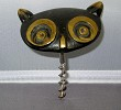 Vintage OWL Head Corkscrew