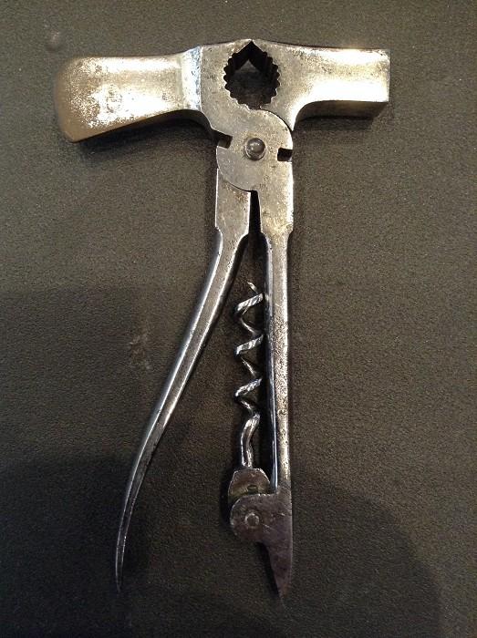 German corkscrew DRGM